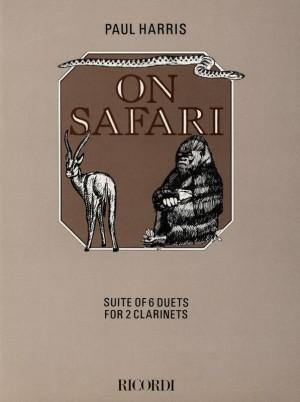 Harris: On Safari