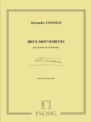 Tansman: 2 Mouvements