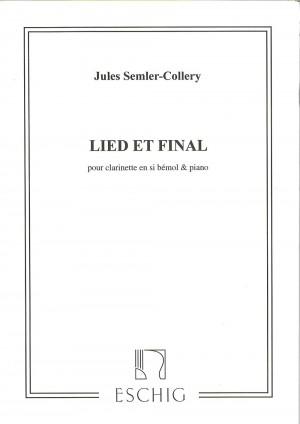 Semler-Collery: Lied et Final