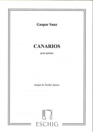 Sanz: Canarios (coll. T.Santos No.6)