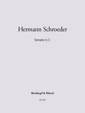 Schroeder: Sonate in C
