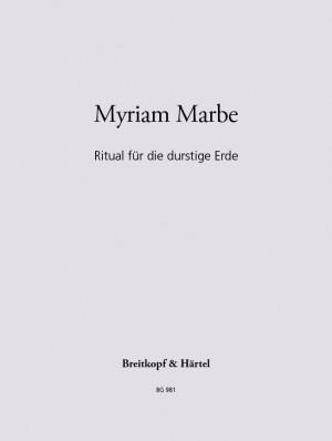 Marbe, M: Ritual für die Durstige Erde