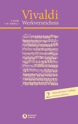 Antonio Vivaldi: Thematisch-systematisches Verzeichnis seiner Werke