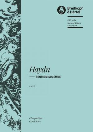 Haydn, M: Requiem Solemne c-moll