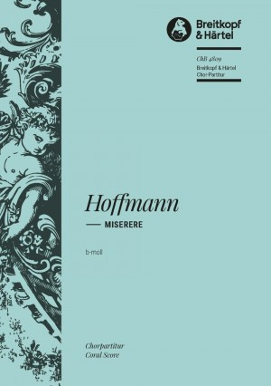 Hoffmann, E: Miserere b-Moll