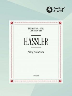 Hassler, H: Fünf Motetten