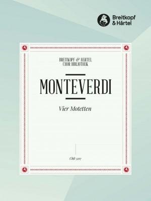 Monteverdi, C: Vier Motetten