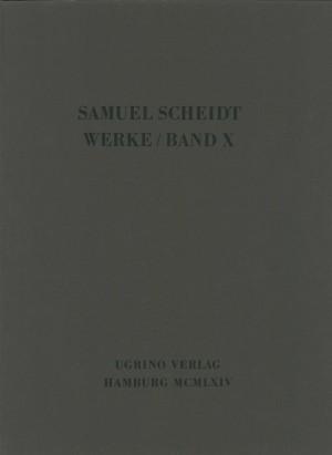 Scheidt: Geistliche Konzerte Teil III/1