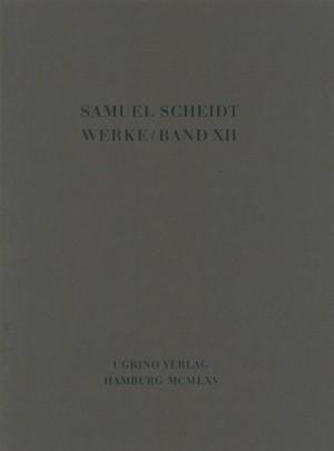 Scheidt: Geistliche Konzerte, Teil IV