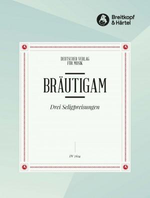 Bräutigam, V: Drei Seligpreisungen