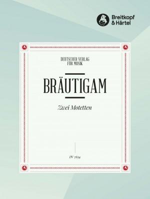 Bräutigam, V: Zwei Motetten
