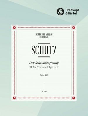 Schütz, H: Die Fürsten verfolgen SWV 492
