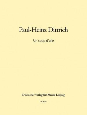 Dittrich: un coup d' aile