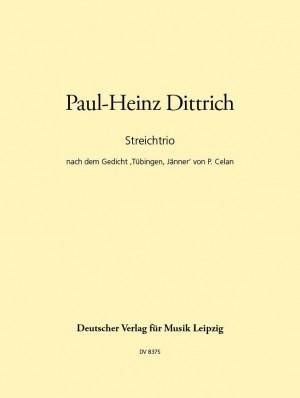Dittrich: Streichtrio