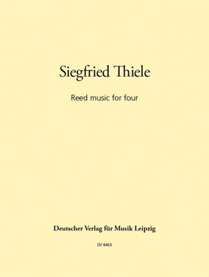 Thiele: Reed music for four