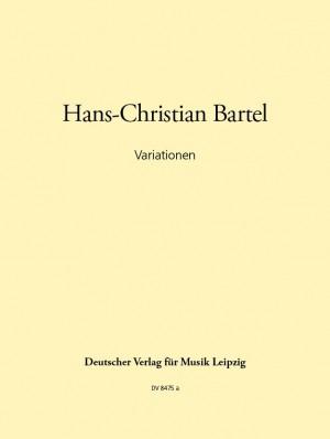 Bartel: Variationen