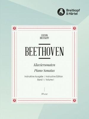 Beethoven: Complete Piano Sonatas Volume 1