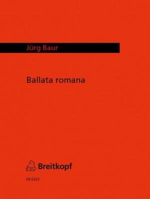 Baur: Ballata Romana