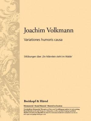 Volkmann: Variationes humoris causa