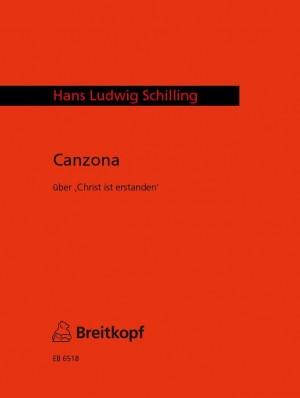 "Schilling: Canzona ""Christ ist erstanden"""