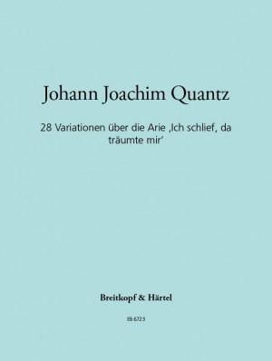 Quantz: Achtundzwanzig Variationen