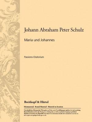 Schulz: Maria und Johannes