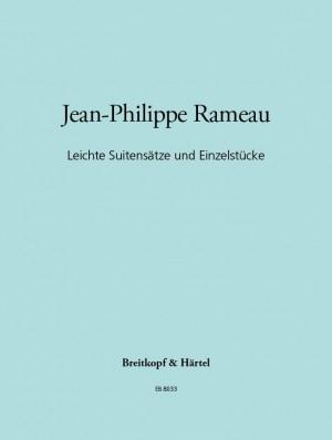 Rameau: Leichte Suitensätze