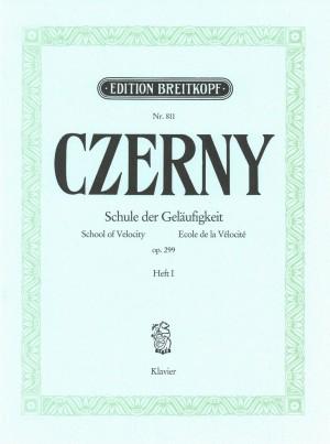 Czerny: Schule Geläufigkeit op. 299/1