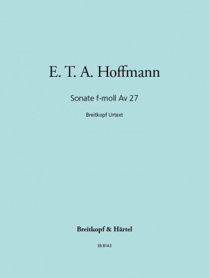 Hoffmann: Sonate f-moll Av 27