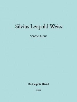 Weiss: Sonate A-Dur