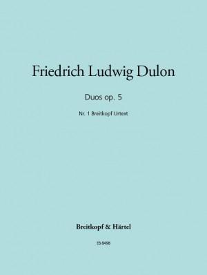 Dulon: Duo op. 5/1