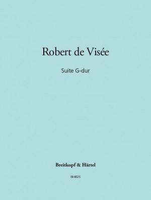 Visee: Suite G-dur