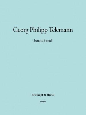Telemann: Sonate f-moll
