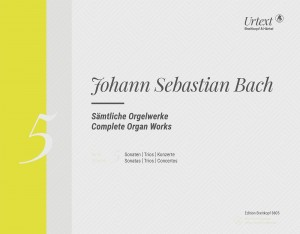 Bach, JS: Complete Organ Works Volume 5