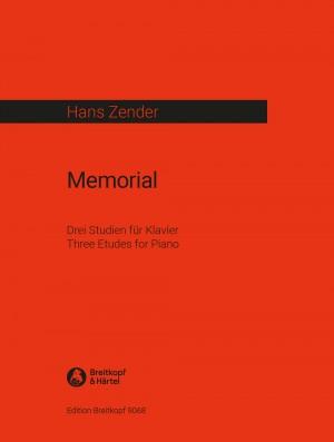 Zender: Memorial