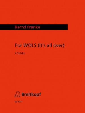 Franke: For Wols