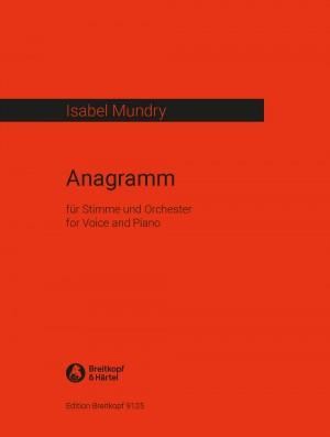 Mundry: Anagramm
