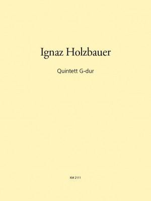 Holzbauer: Quintett G-dur