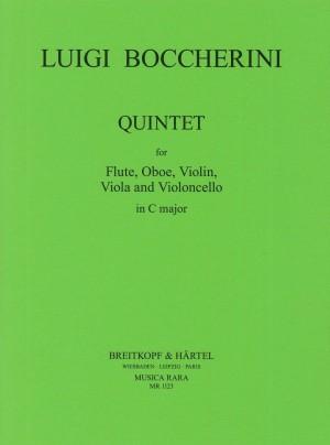 Boccherini: Quintett C-dur