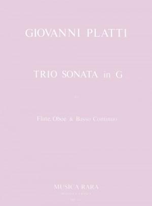 Platti: Triosonate in G