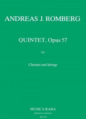 Romberg: Quintett op. 57