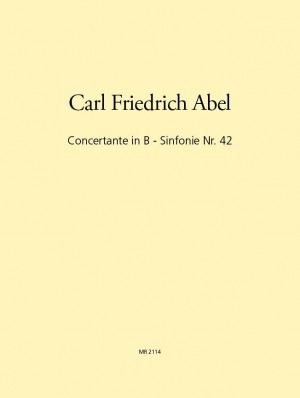 Abel: Sinfonia Concertante in B