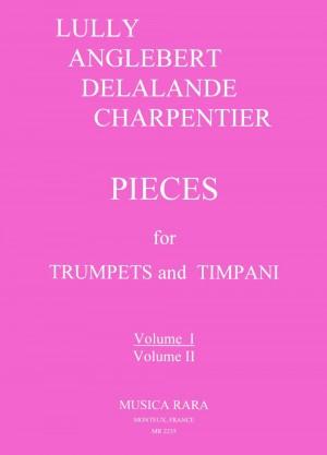 Lully: Stücke f. Tromp. u. Orgel Bd.1
