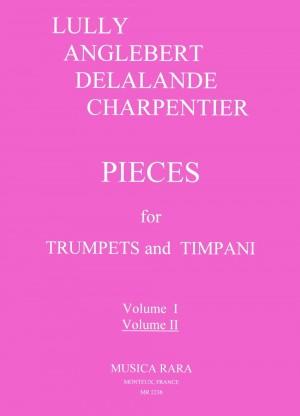 Lully: Stücke f. Tromp. u. Orgel Bd.2