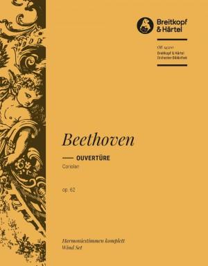 Beethoven, L: Coriolan op. 62. Ouvertüre