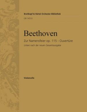 Beethoven: Namensfeier op. 115. Ouvertüre
