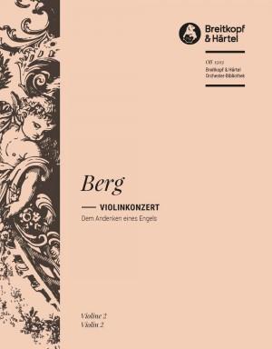 Berg: Konzert für Violine und Orchester