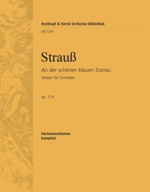 Strauss, J: An der schönen blauen Donau