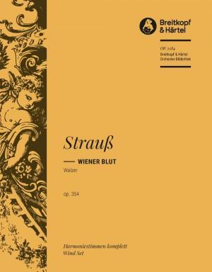 Strauss, J: Wiener Blut op. 354
