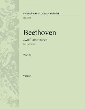 Beethoven: Zwölf Kontretänze WoO 14